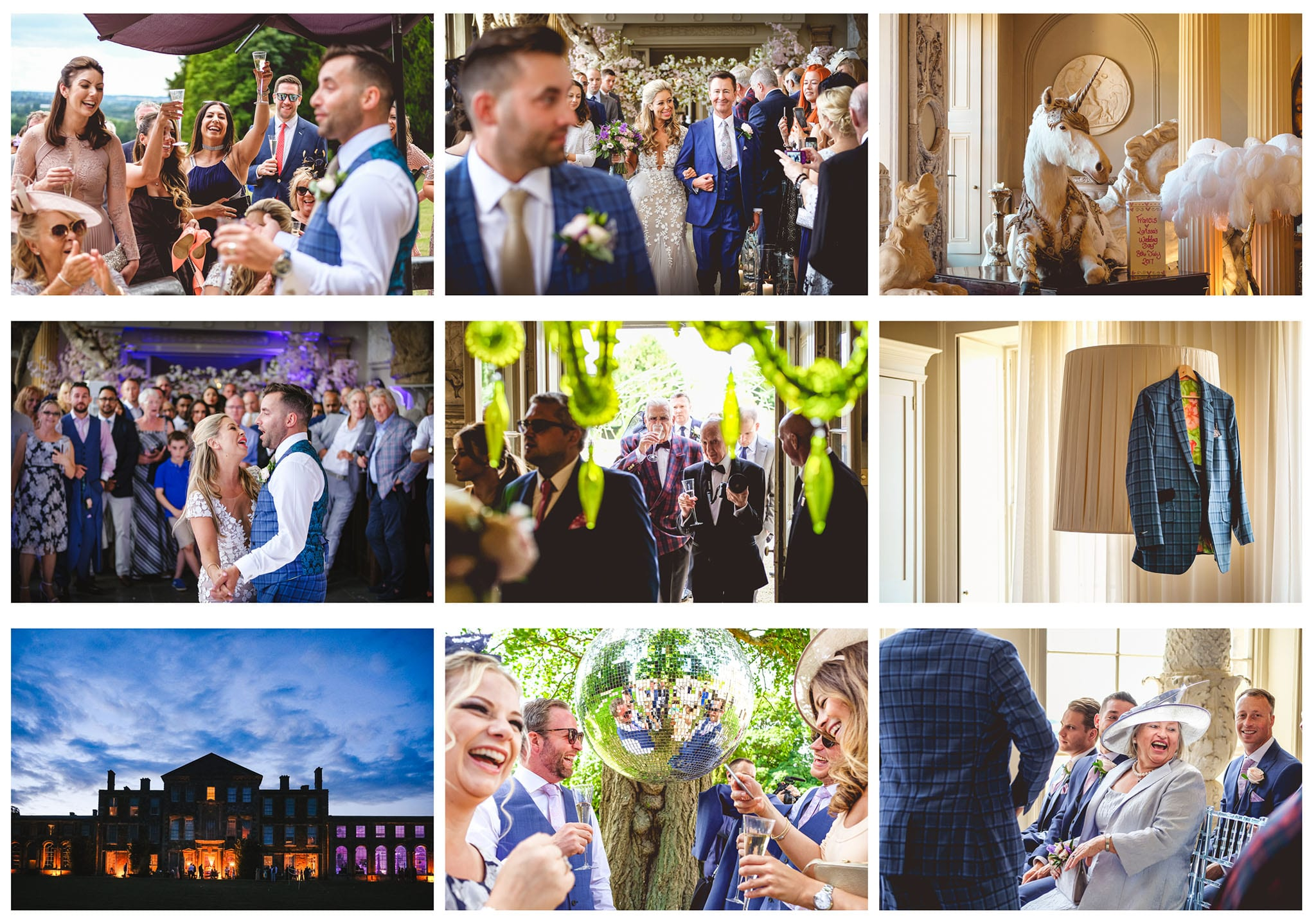 Aynhoe Park Wedding Photography